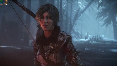 Rise of the Tomb Raider | Gameplay test | Rx560X | High Settings