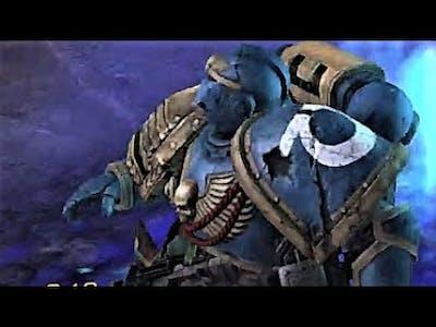 Ultramarine vs Chaos! New Multiplayer Battle - Warhammer 40000: Space Marine 2020