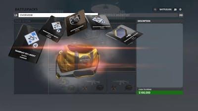 Battlefield Hardline - Battlepack Opening (PREMIUM)