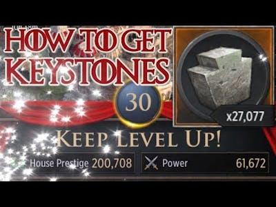 HOW TO GET KEYSTONES! - KhalBros.