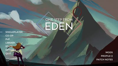 One step from Eden || (Part 1)