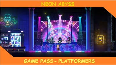 Neon Abyss: First Gameplay! Amazing!