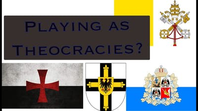 Could Theocracies Work? -  CK2 Discussion Video