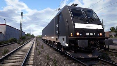 Train Sim World 2020 - MRCE BR 185.5 Introduction