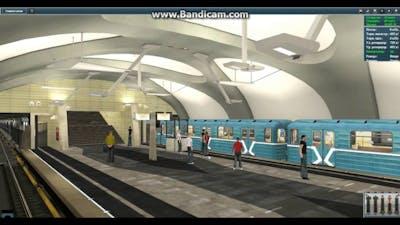 Trainz 2012 - KalL (Test video)