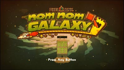 Pixel Junk Nom Nom Galaxy GAMEPLAY First 15 Minutes