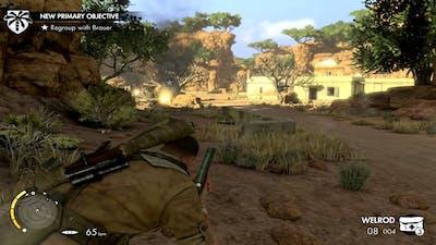 Sniper Elite 3 Playthrough Part 25