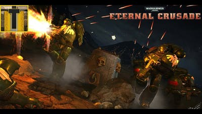 Warhammer 40k: Eternal Crusade- Time to strap on your wolf pelts and kill traitors