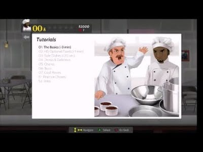 Cook Serve Delicious 2 Episode 1