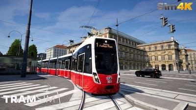 TramSim   First Look - SimPlay - 4K UHD