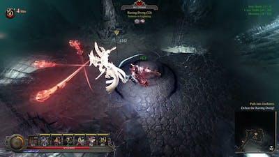 Vikings: Wolves of Midgard: Raging Dverg Boss Fight NG+