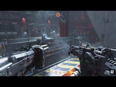 Wolfenstein II: The New Colossus Gameplay Pc
