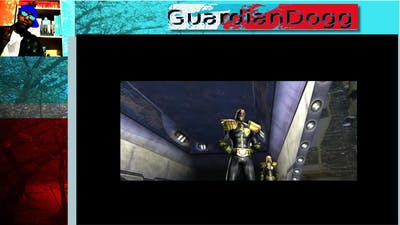 GuardianDogg & Judge Dredd vs Death Chapter 1