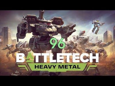 Battletech - Heavy Metal - Career Mode - 96
