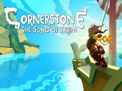 Let's play Cornerstone: The song of Tyrim   Not dumb this time!