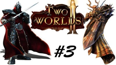 Two Worlds II #3